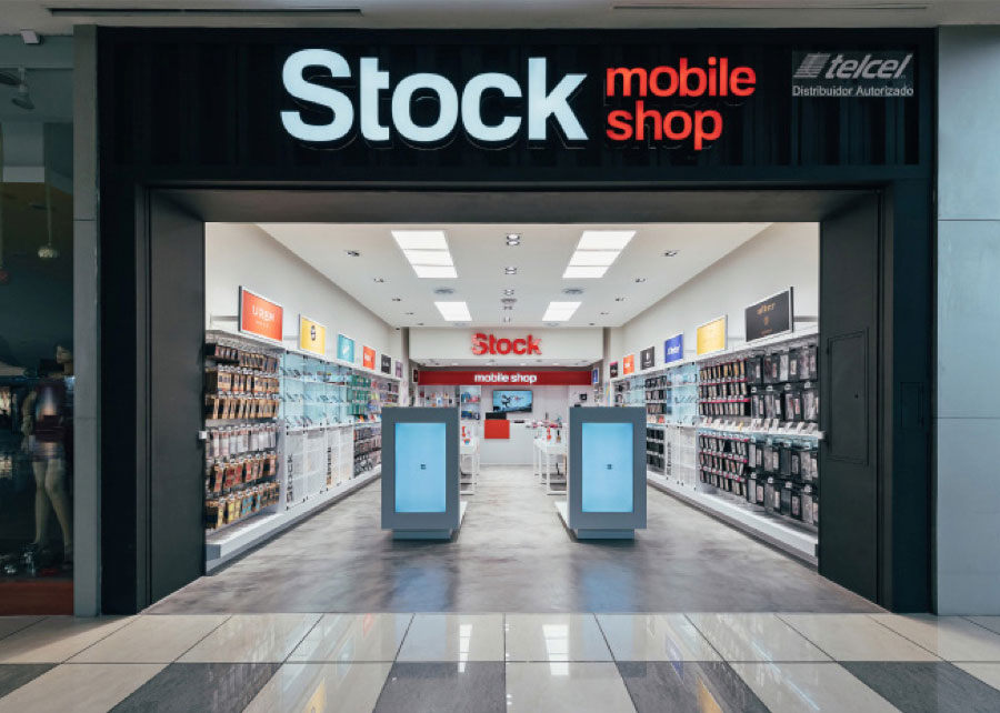 Stock Mobile Shop